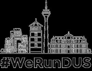 #WeRunDus by bunert Düsseldorf